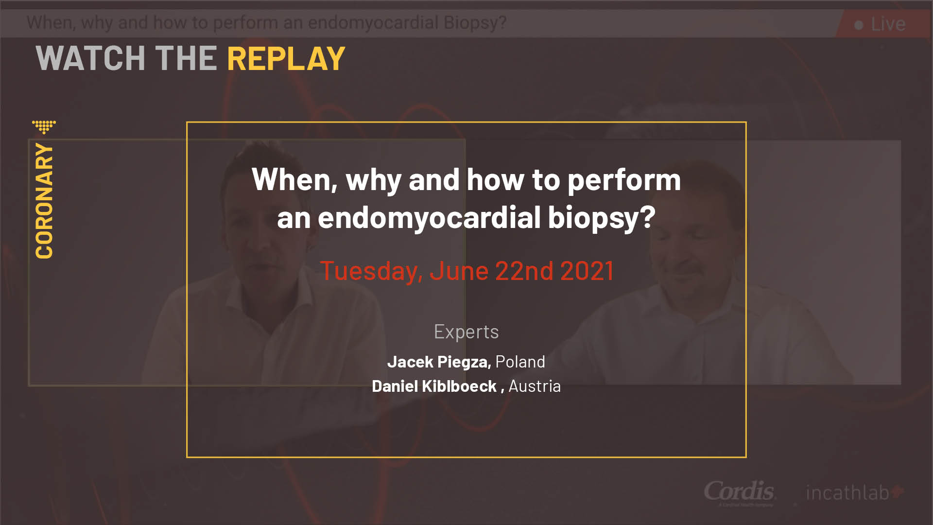 When, why and how to perform an endomyocardial Biopsy?