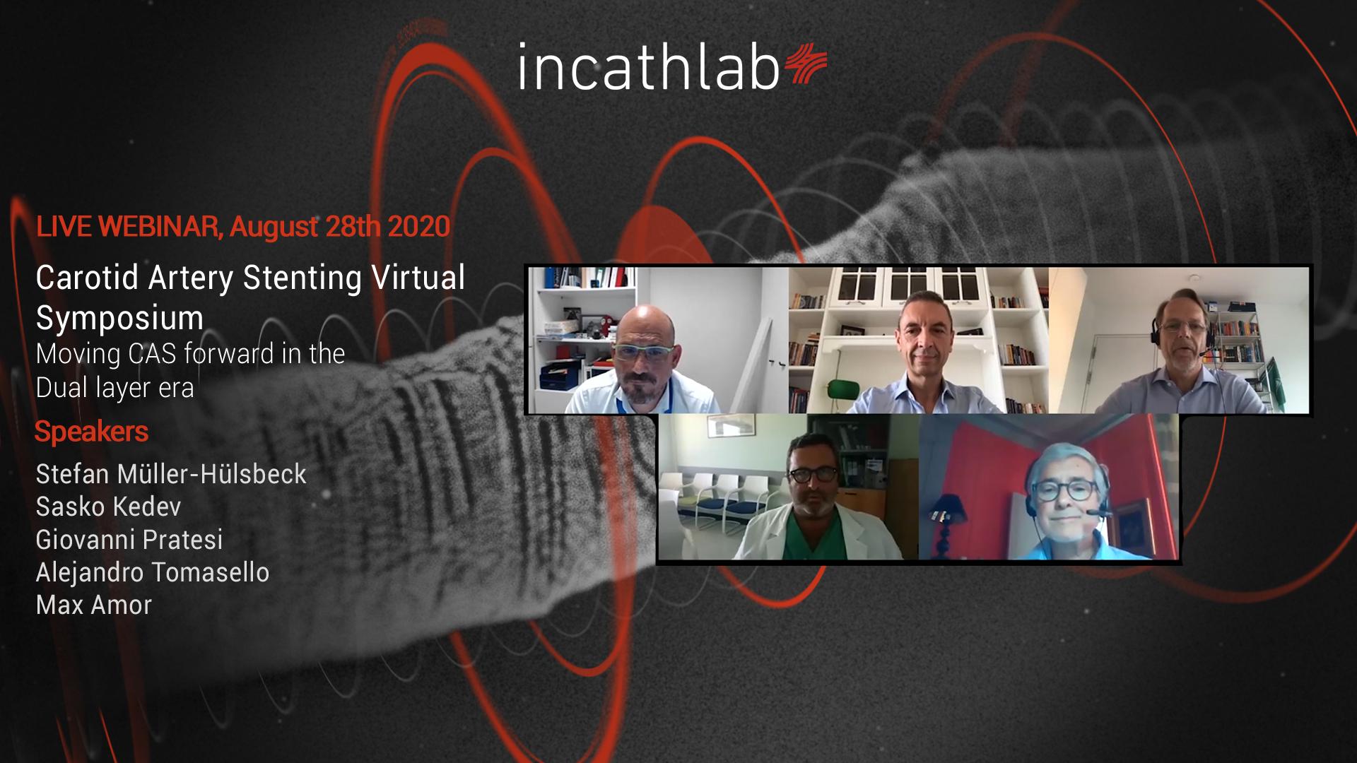 Carotid Artery Stenting Virtual Symposium