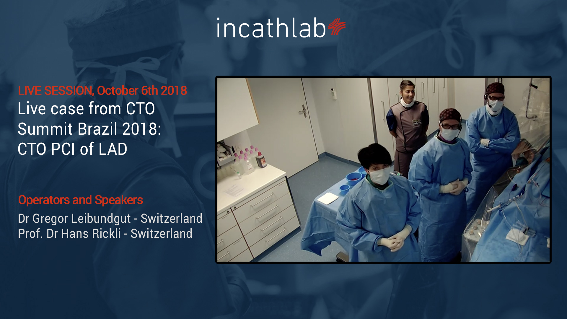 Live case from CTO Summit Brazil 2018: CTO PCI of LAD