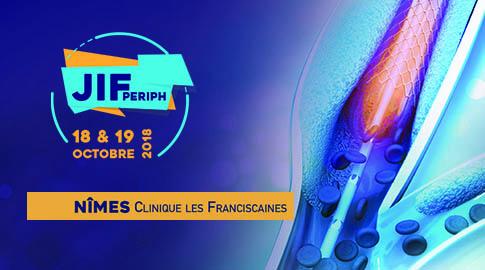 Journées JIF PERIPH: Sténose pré-occlusive calcifié