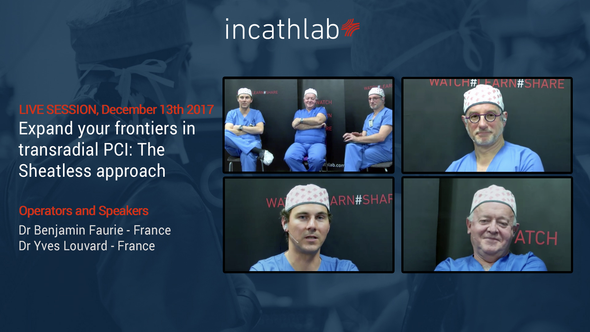 Expand your frontiers in transradial PCI: The sheathless approach